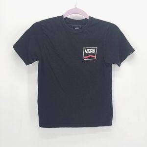 Vans Crew Logo Short Sleeve Tee